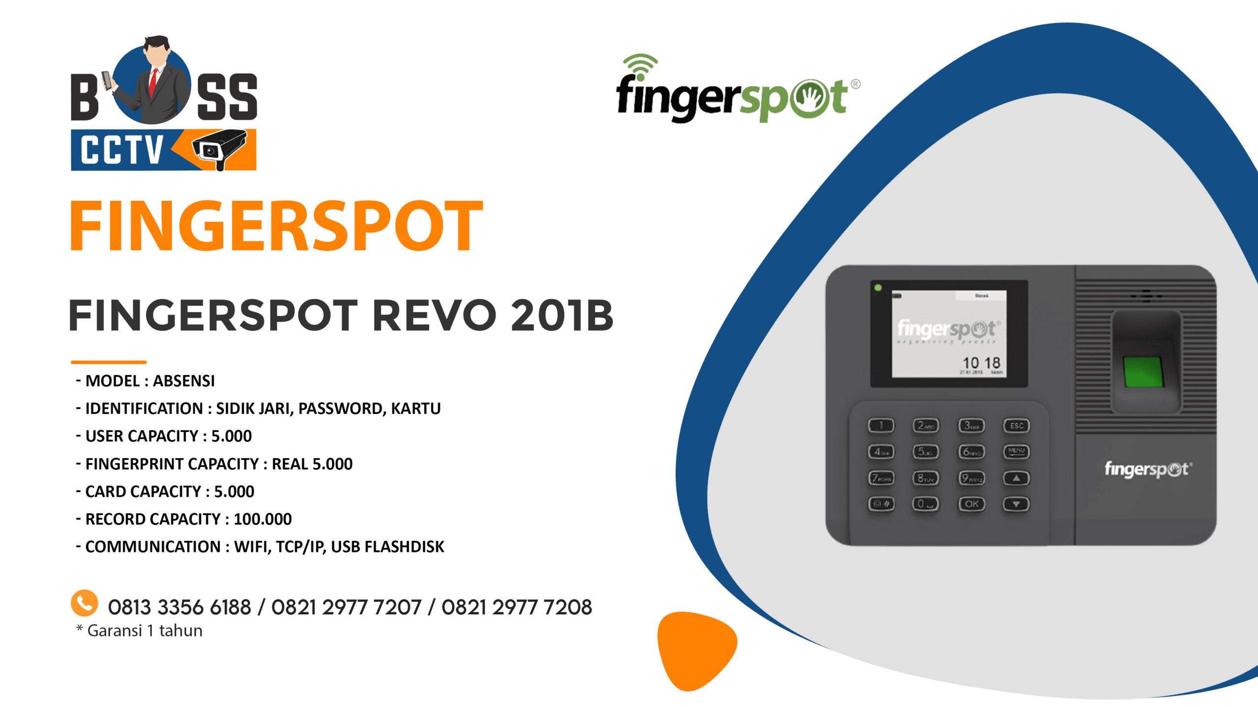 Fingerprint Fingerspot