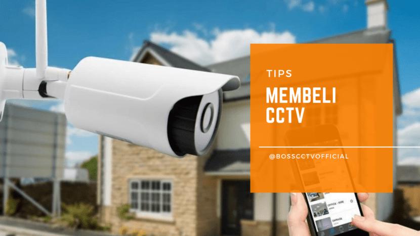 Tips membeli cctv