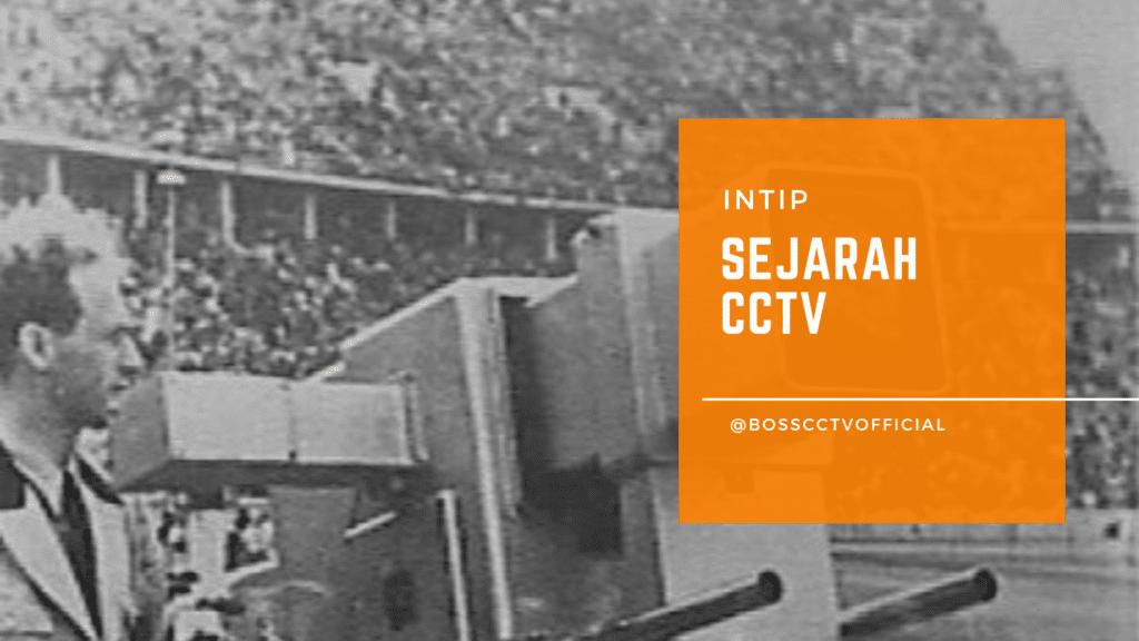 Sejarah CCTV