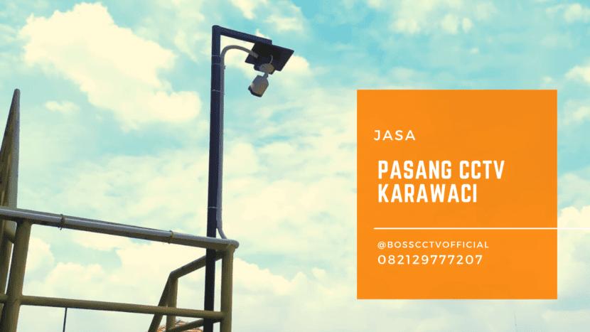 Pasang CCTV Karawaci