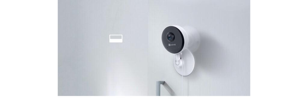 Kamera CCTV interior untuk keamanan