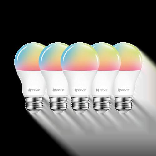 Lampu LED pintar berbasis aplikasi