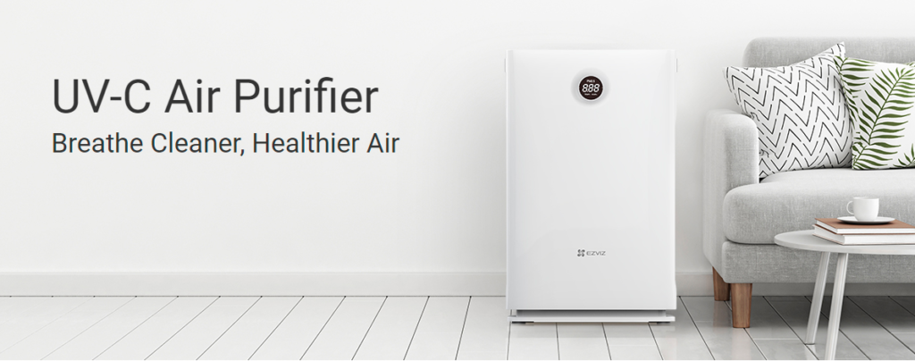 Pembersih udara Air Purifier