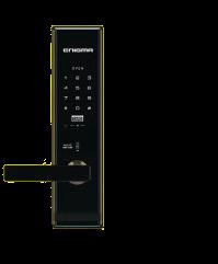 Kunci pintu berbasis digital door loc