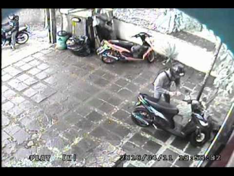 Meminimalisir Kasus Pencurian